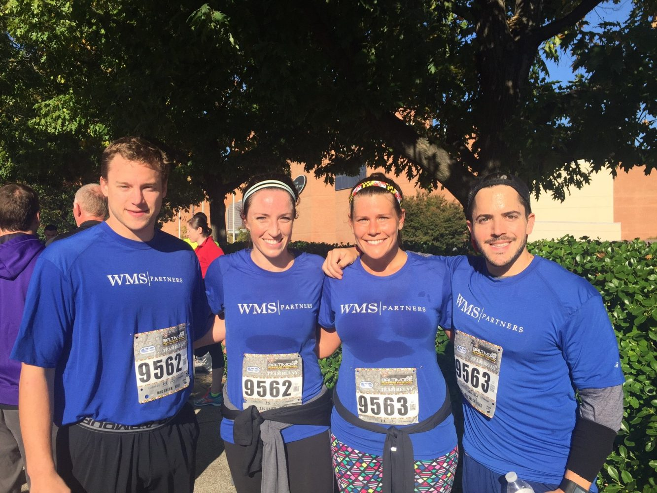 WMS Runs for Others