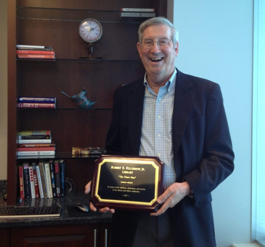 WMS Partners Announces the Dedication of the Bob Killebrew Library